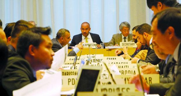 السـلطنة تترأس اجتماع لجنة الإغراق بمنظمة التجارة العالمية في جنيف