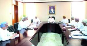 لجنة الإشراف على انتخابات مجلس إدارة الغرفة ومجالس إدارات فروعها تعقد اجتماعها الثالث
