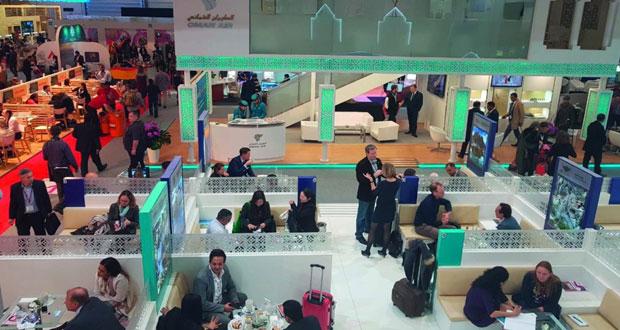 """""""السياحة"""" تختتم مشاركتها في معرض سوق السفر العالمي بلندن"""