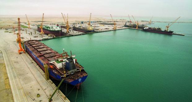 الحكومة تقطع شوطا كبيرا في تنفيذ مشاريع البنية الأساسية بالمنطقة الاقتصادية الخاصة بالدقم