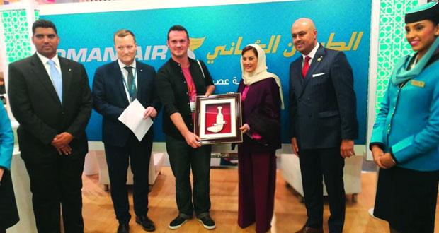 الطيران العُماني يعلن عن الفائزين بجوائز الإعلام 2017 بالمملكة المتحدة