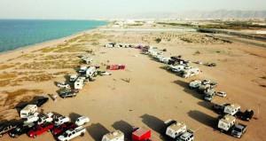"""تنظيم الملتقى الثاني لفريق """"كرفان عمان"""" لتميز السلطنة بالأجواء الجميلة"""