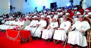 السلطنة تحتفل بذكرى المولد النبوي الشريف بكلية العلوم الشرعية بالخوير