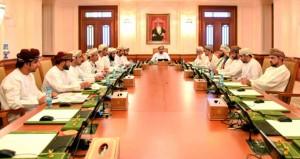 مكتب مجلس الشورى يستعرض عددا من الردود الوزارية المحالة من الحكومة