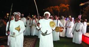 أفراح وبهجة العيد الوطني الـ (47) المجيد تتواصل بعدد من المحافظات