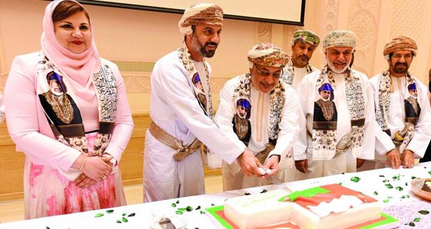 مجلسا الدولة والشورى يحتفلان بالعيد الوطني الـ (47) المجيد