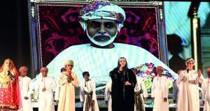 """وزير الداخلية يرعى حفل الإنشاد الوطني الطلابي """"بقلمي وبصوتي أعزز انتمائي"""" في نسخته الثالثة"""