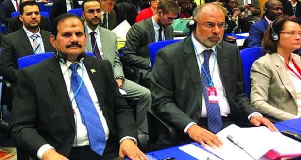 السلطنة تشارك فـي مؤتمر الأطراف باتفاقية الأمم المتحدة لمكافحة الفساد بالنمسا