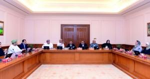 """""""الدولة""""يستقبل وفد الأمانة العامة لمجلس الأعيان الأردني"""