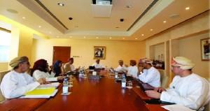 مجلس إدارة الهيئة العمانية للاعتماد الأكاديمي يعقد اجتماعه السادس لعام 2017م