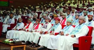 """جهاز الرقابة المالية والإدارية للدولة يحتفل بالعيد الوطني الـ """"47″ المجيد"""