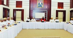 الاجتماع الأول للجنة تجويد العمل في الحقل التربوي وتطويره للعام الدراسي الحالي