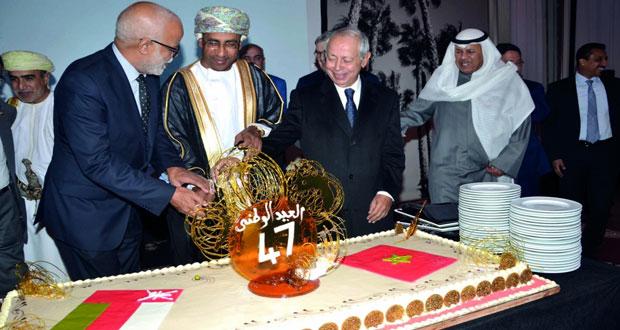 """محافظات وسفارات السلطنة تواصل الاحتفال بالعيد الوطني الـ """"47″ المجيد"""