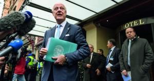 سوريا: الوفد الحكومي يتوجه إلى جنيف .. اليوم
