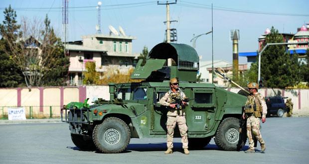 أفغانستان: قتيلان وجرحى باقتحام مسلح لمحطة تلفزيونية في كابول .. تبنته (داعش)