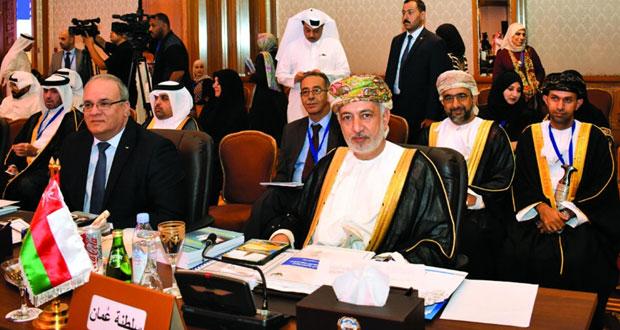 اختتام اجتماعات (الشؤون الاجتماعية) العرب ومؤتمر الطفل الفلسطيني بالكويت
