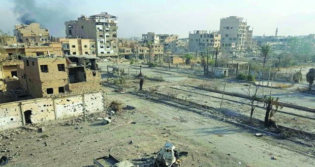 سوريا : قلق أممي جراء الوضع المتدهور بـ(الركبان) وموسكو تتهم واشنطن بارتكاب جرائم حرب