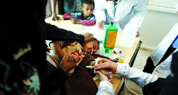 اليمن: الصحة تعلن ارتفاع نسبة الشفاء من الكوليرا