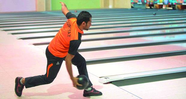 السبت ختام منافسات درع وزارة الشؤون الرياضية للبولينج للأندية