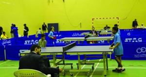 اليوم.. ختام منافسات دوري ستاج لكرة الطاولة للمدارس وتتويج الفائزين