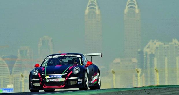 الفيصل يكشف جاهزيته للمشاركة في سباق بورشه جي تي 3 الشرق الأوسط