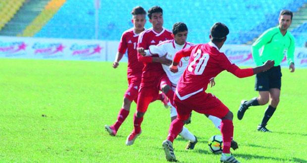 في التصفيات الآسيوية .. منتخبنا الوطني للشباب يتفوق على نيبال بخماسية