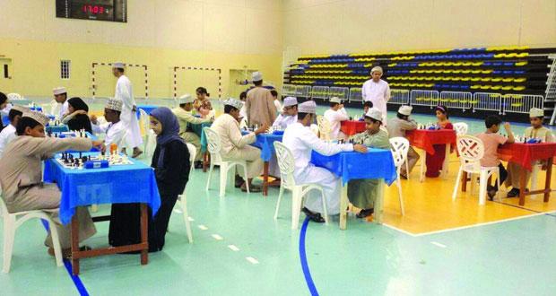 الجمعة … انطلاق نهائيات مسابقة بطولة عمان للشطرنج المفتوحة
