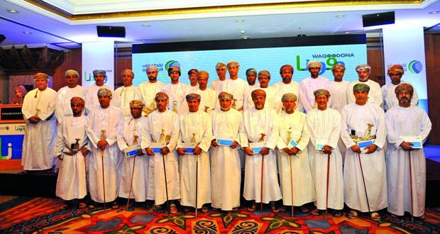 الأربعاء الشؤون الرياضية وشركة نفط عمان تجددان الدعم للأندية الرياضية