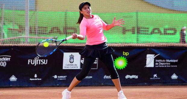 فاطمة النبهانية تتأهل للمرحلة الثانية في زوجي بطولة تونس الدولية للمحترفات