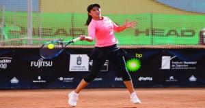 فاطمة النبهانية تشارك في بطولة تونس الدولية للمحترفات