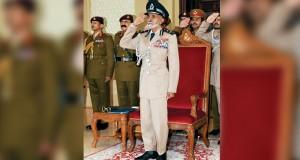 جلالة السلطان يشمل برعايته السامية الاستعراض العسكريّ بقيادة شرطة المهام الخاصّة