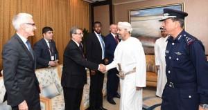 السلطنة تشارك في المؤتمر الأول لسلامة وأمن الفعاليات الكبرى