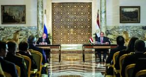 مصر وروسيا توقعان عقد إنشاء أول محطة طاقة نووية بـ(الضبعة)