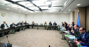 سوريا..(جنيف 8) يتواصل بلقاء الوفد الحكومي بدي ميستورا