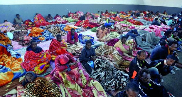 ليبيا: الأمم المتحدة تسعى لإعادة توطين 1300 لاجئ تقطعت بهم السبل