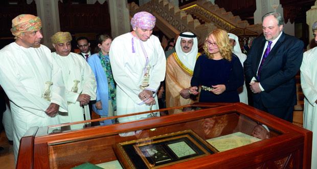 دار الأوبرا السلطانية مسقط تكرم الفنان الإيطالي الشهير عالميا لوتشيانو بافاروتي