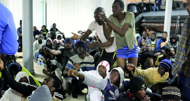 الخارجية الليبية تحذر من أن تدفق السلاح سيؤدي إلى حرب أهلية