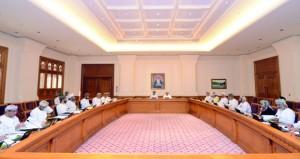 """اللقاء المشترك لمكتبي """"الدولة والشورى """" يوافق على آلية مقترح مشروع الاحكام الخاصة بمشروعات القوانين المقدمة من مجلس عمان"""