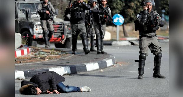 4 شهداء ومئات الجرحى بمواجهات مع الاحتلال في (جمعة غضب) فلسطينية