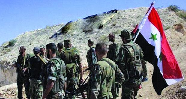الجيش السوري يتقدم بريف إدلب ويدمر مقرا لـ(النصرة) في ريف حماة
