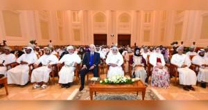 """بدء جلسات ومناقشات """"الملتقى الإقليمي للبرلمانيين في مجال العلوم والدبلوماسية بمجلس الدولة"""