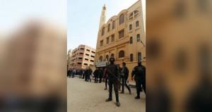 الأمن المصري يتصدى لهجوم إرهابي على كنيسة ومتجر في حلوان