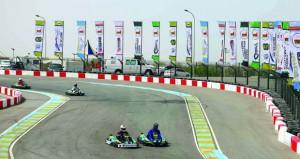 اليوم انطلاق منافسات سباق الكارتنج للتحمل بالجمعية العمانية للسيارات