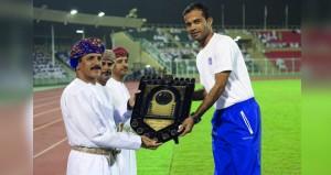 المفتش العام للشرطة والجمارك يرعى ختام مهرجان شرطة عمان السلطانية لألعاب القوى
