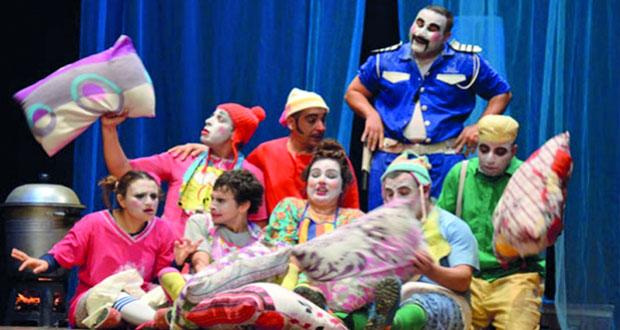 المهرجان الوطني للمسرح المحترف بالجزائر يختتم عروضه