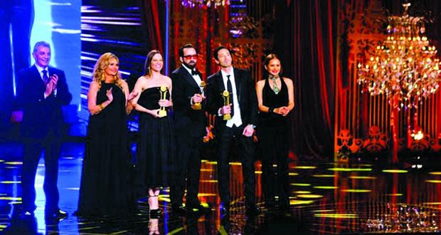 """الفيلم الإيطالي """"المتطفل"""" يفوز بالهرم الذهبي لمهرجان القاهرة السينمائي"""
