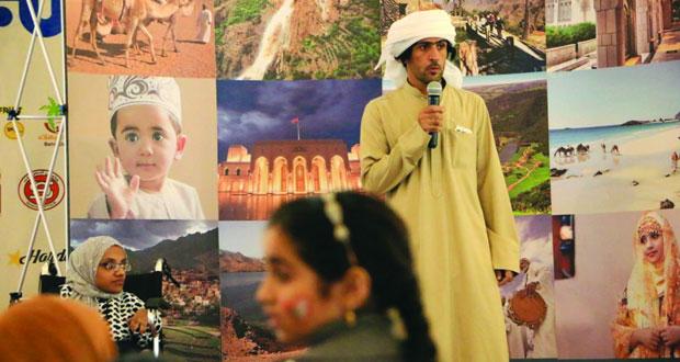 «عمان للجمال عنوان» حملة توعوية عن المواقع السياحية وأهمية المحافظة عليها بالداخلية
