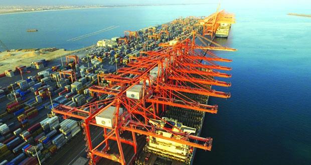 أكثر من 15 مليار ريال عماني إجمالي حجم التبادل التجاري بين السلطنة والشركاء الـ10 الرئيسيين خلال 2016