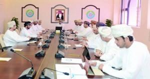 مجلس إدارة الغرفة يشيد بتعاون الحكومة والقطاع الخاص ويعتمد موازنة 2018