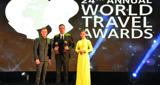 الطيران العُماني يحصل على جائزتين في حفل توزيع جوائز السـفر العالمية